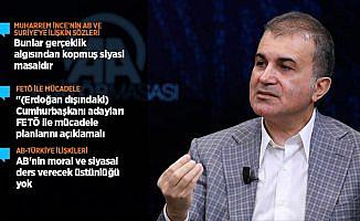 AB Bakanı Çelik'ten F-35'lerin teslimine ilişkin açıklama
