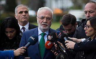'AK Parti 320 civarında milletvekili kazanacak'