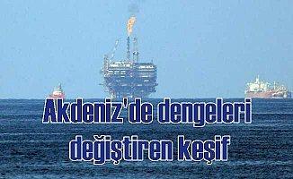 Akdeniz'de dünyanın en zengin doğalgaz yatağı bulundu