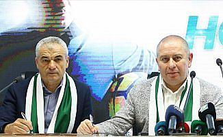 Atiker Konyaspor, Rıza Çalımbay ile sözleşme imzaladı