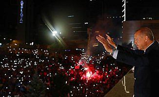Avrupa basını Erdoğan'ın seçim zaferini kabul etti