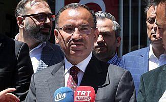 Başbakan Yardımcısı Bozdağ: Muharrem İnce Türkiye'den özür dilemeli