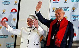 Başbakan Yıldırım: Bugün bayram günüdür, Türkiye'nin günüdür