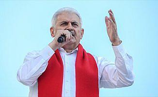 Başbakan Yıldırım: Cumhur İttifakı FETÖ'cülere göz açtırmamak demek