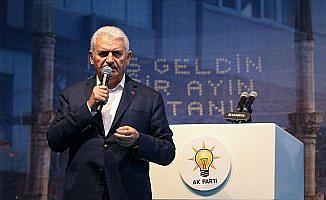 Başbakan Yıldırım: Suruç'taki saldırı vahim bir hadisedir