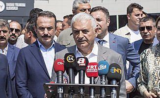 Başbakan Yıldırım: Türkiye yeni hedeflere istikrar ve güvenle ilerleyecek