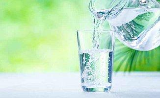Bayramın ardından su tüketimini artırın
