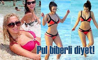 Bikini diyeti | Fit görünmek için pul biber diyeti