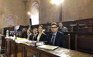 Bilgi Hukuk Takımı Avrupa şampiyonu