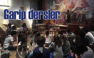 Bilkent Üniversitesi'nde garip dersler
