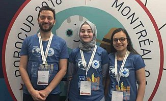 Boğaziçi Üniversitesi RoboAKUT Takımı Dünya 3.sü Oldu