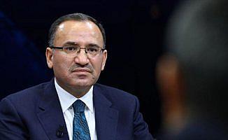 Bozdağ'dan 'Münbiç' açıklaması