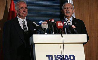 CHP Genel Başkanı Kılıçdaroğlu: Türkiye'nin büyük değişime ve dönüşüme ihtiyacı var