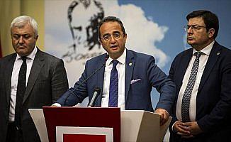CHP Parti Sözcüsü Tezcan: Vatandaşlarımızın tahriklere kapılmamasını istiyoruz