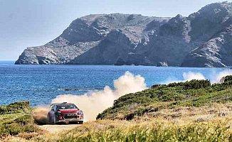 Citroen C3 WRC Rally İtalia Sardinia'ya hazır