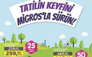Çocuklara En Güzel Hediyeler Migros'ta!