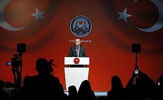 Cumhurbaşkanı Erdoğan: Tüm astsubaylarımızı emsallerinin seviyesine çıkarıyoruz