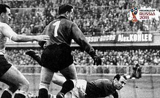 Dünya kupalarının en gollü turnuvası İsviçre'de