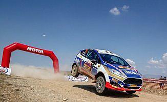 Ford MotorSport Türkiye 5 ekiple birden podyumda