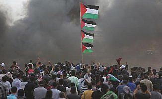Gazze 'Milyonluk Kudüs' gösterisine hazırlanıyor