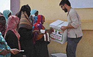 Hayırseverlerin Bağışları 200 Bin Kişiye Ulaştı