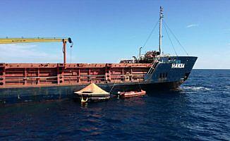 Hırvatistan'daki Türk gemisi kurtarıldı