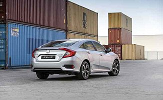 Honda Civic modellerindeHaziran'a özel yüzde 0 faiz fırsatı