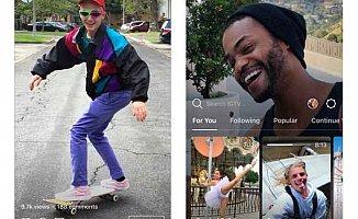 Instagram'da  IGTV dönemi başladı | Instagram yeni bir mobil video deneyimi sunuyor