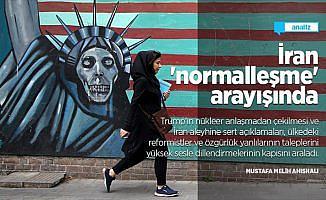 İran 'normalleşme' arayışında