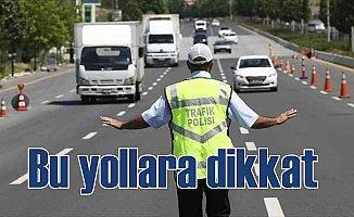 İstanbul trafiğine Yenikapı mitingi düzenlemesi