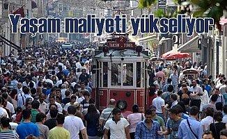 İstanbul yaşam maliyetinde 163'ncü sırada