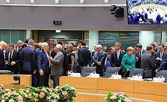 İtalya'dan AB Liderler Zirvesi kararlarına bloke