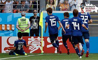 Japonya ile Senegal ilk resmi maçlarında