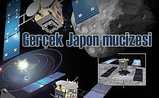 Japonya, uzayda hazineye kondu: Uzay'dan maden getirecek