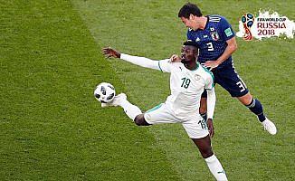 Japonya ve Senegal 1 puanı paylaştı