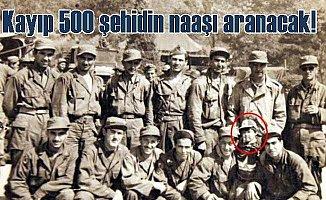 Kore'de kayıp 487 Türk şehidin naaşı için Ankara harakete geçti