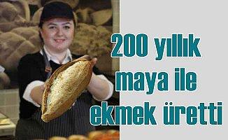 Migros 200 Yıllık Maya ile Ürettiği Sofra Ekmeğiyle Türkiye'nin Ekmeğine Talip Oldu
