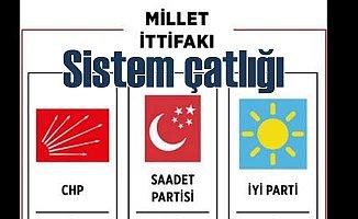 Millet İttifakı'nda parlamenter sistem çatlağı ortaya çıktı