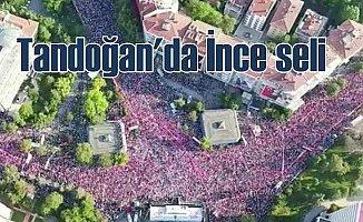 Muharrem İnce Ankara'da milyonlara seslendi: Çık karşıma