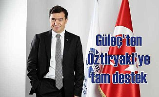 TİM Başkanlık seçimlerinde Öztiryaki'ye destek