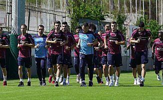 Trabzonspor'da Sosa, Rodallega ve Esteban kampa katılmadı