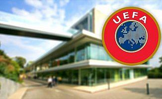 UEFA'dan Milan'a men cezası