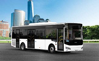 Varşova toplu ulaşımının yeni otobüsleri Otokar'dan
