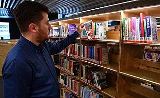 Yaşar Kemal Kütüphanesi'nden aracısız ödünç kitap