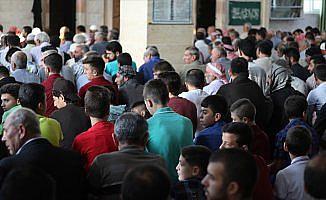 YPG/PKK'dan temizlenen Afrin'de Ramazan Bayramı