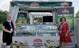 Avrasya Doğal Beslenme ve Sağlıklı Yaşam Zirvesi'ne Muratbey imzası