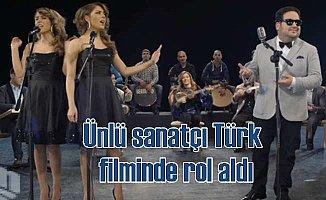 Azerbaycanlı sanatçı Müşfik Şahverdiyev Türk filminde