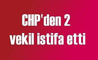 CHP'de beklenen istifalar: SP'li 2 vekil partisine geçti