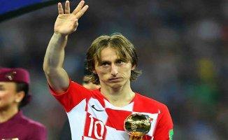 Dünya Kupası'nın en iyi oyuncusu seçildi