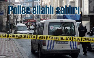 Esenyurt'ta polise saldırı; Silahlı araç alarmı